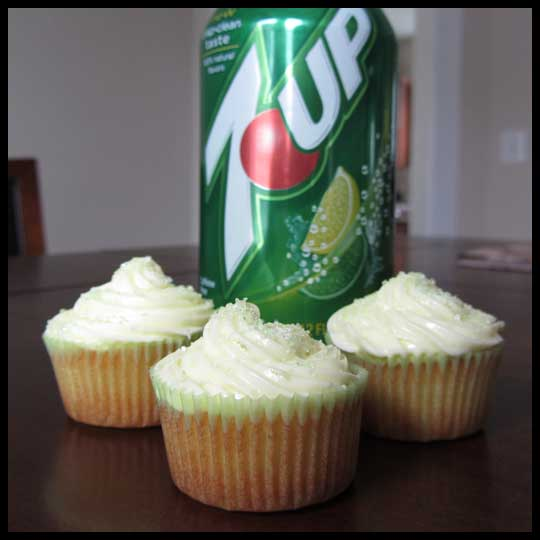 Calling All Bakers! (7UP Cupcakes) (1/3)