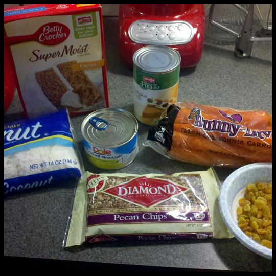 Low Sugar Carrot Cake Healthy Substitute Ingredients