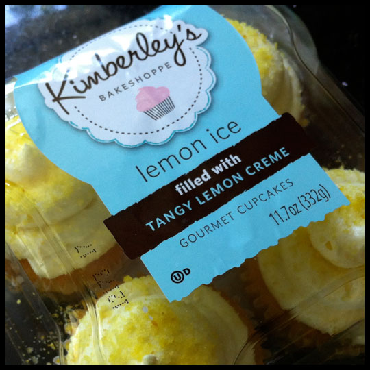 Review for Kimberley's Bakeshoppe Cupcakes: Raising the Bar for Store Bought Cupcakes (1/4)