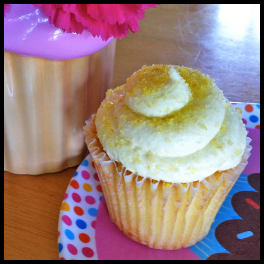 Review for Kimberley's Bakeshoppe Cupcakes: Raising the Bar for Store Bought Cupcakes (2/4)