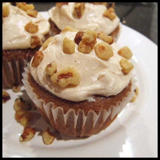 Walnuts Cupcake Crusaders