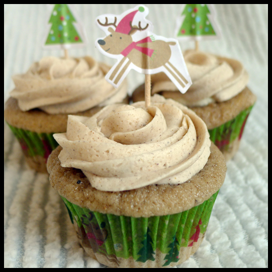 CupcakeCrusaders-ChaiHolidayCupcake