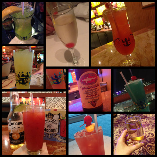 CruiseDrinks