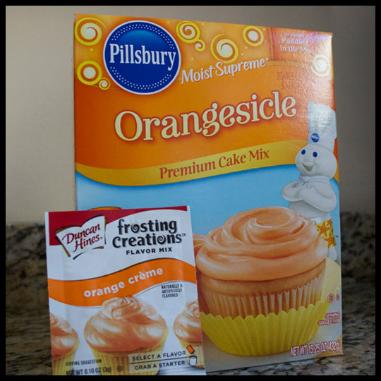Bring on the Warm Weather with these Orangesicle Cupcakes (2/6)