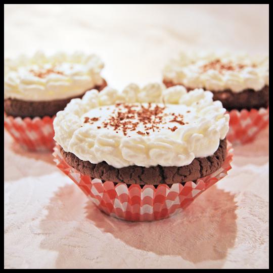 Baking Adventure: Bourbon Black Forest Cupcakes (1/5)