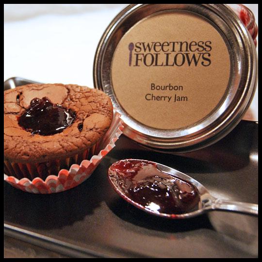 Baking Adventure: Bourbon Black Forest Cupcakes (2/5)