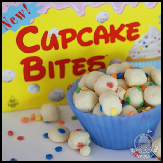 cookie dough bites | Cupcake Crusaders